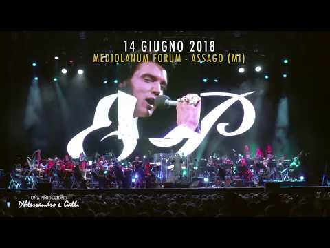 ELVIS – THE WONDER OF YOU | Milano | 14 GIUGNO 2018