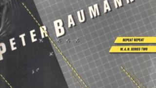 Peter Baumann - Daytime logic (Baby won't you mary me)