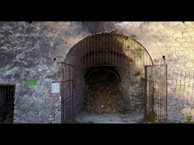 Opera ex cava CIDI Miniera dell'Oro – video