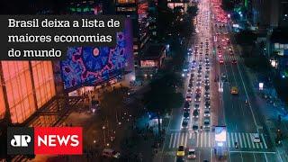 Brasil supera desempenho de nações mais ricas, mas perde posições entre as dez primeiras