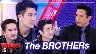 TODAY SHOW 28 มิ.ย. 63 (1/2) Talk show  The BROTHERs ติ๊ก เจษฎา – อนันดา – มาริโอ้