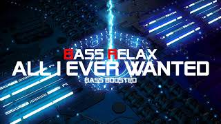 Basshunter - All I Ever Wanted (Bass Boosted)
