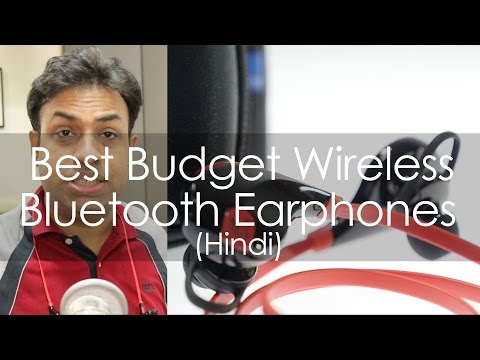 Mast Budget Wireless Bluetooth Earphones Review (Hindi)