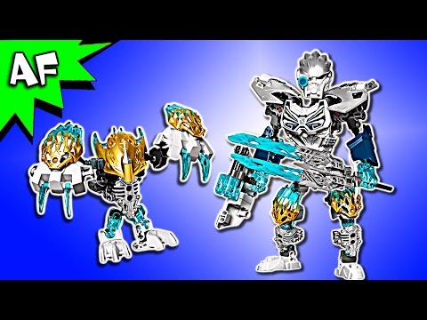 Vidéo LEGO Bionicle 71311 : Kopaka et Melum - La fusion