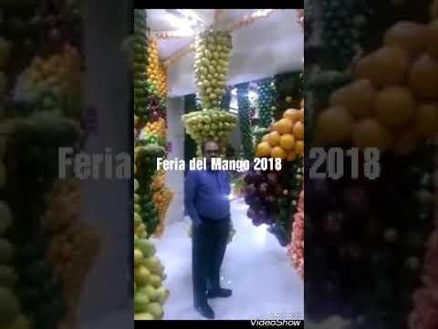 Feria del Mango, Bani 2018