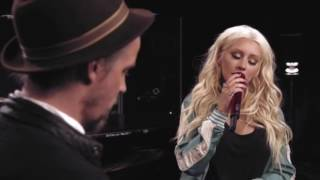Christina Aguilera   Say Something Ft Colin Smith (Masterclass)