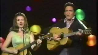 Johnny & June: Tall Lover Man/Give Them All To Me (live, 1969)