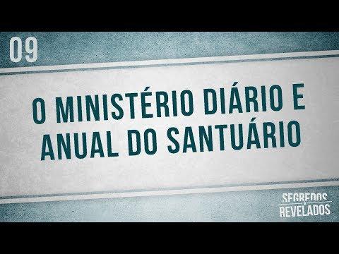 O ministério diário e anual do Santuário | Segredos Revelados | Romar Machado