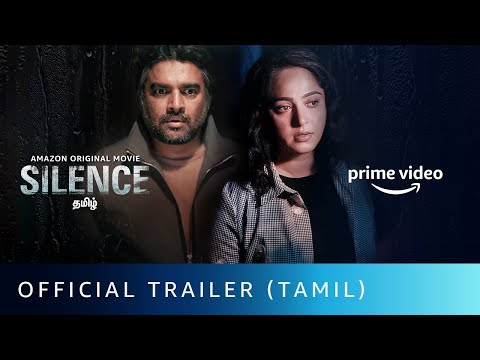 Silence - Official Trailer (Tamil)