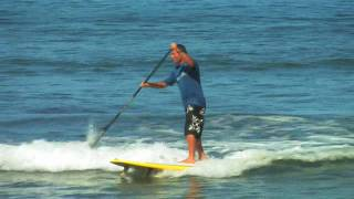 SUP instruction with Dave Kalama: How to Stand Up Paddle Board:  Lesson 08 - The Rule of SUP