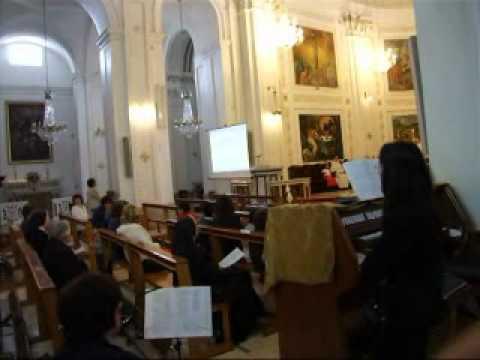 ALIA (momenti Celebrazione Santa Messa) 29 Maggio 2011
