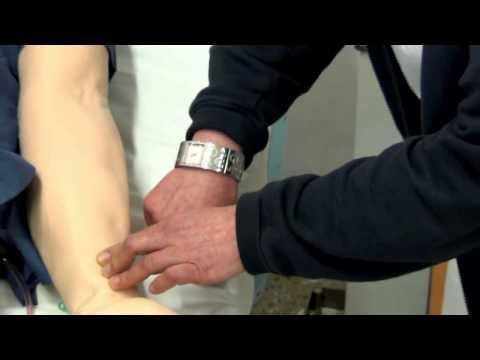 Misurazione della pressione sanguigna Korotkov