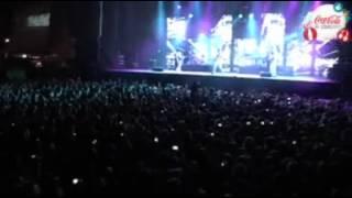 Stereo Hearts - Maroon 5 en Argentina - 31 Agosto 2012