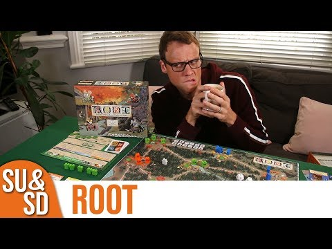Shut Up & Sit Down reviews: ROOT (and the Riverfolk Expansion)