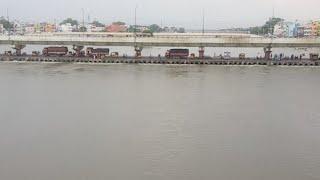 Live - Madurai Vaigai River Full Of Water