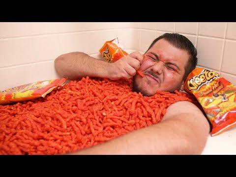 Addicted to HOT CHEETOS | Strange Addiction