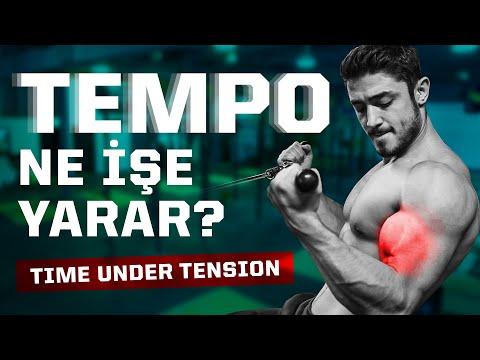 Time Under Tension (TUT) ve Tempo Nedir? (Yavaş Mı Hızlı Mı?)