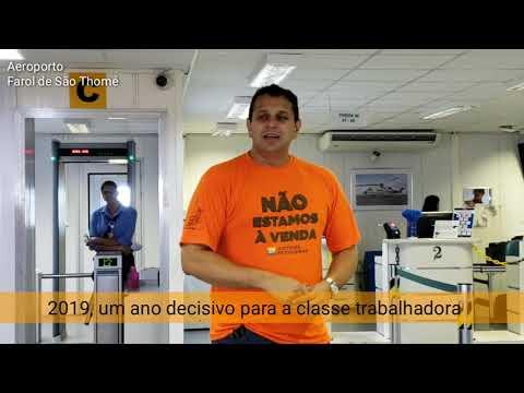 Setorial Aeroporto Farol de São Thomé – 31/01/2019