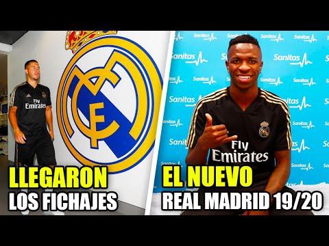 ¡EL NUEVO REAL MADRID 19/20 ARRANCA! TODO LO QUE DEBES SABER | FICHAJES VERANO