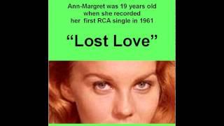 """Ann-Margret sings """"Lost Love"""""""