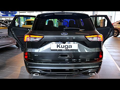 New Ford KUGA ST-Line X 2020 Review Interior Exterior