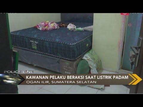 Bidan Desa Jadi Korban Perkosaan & Perampokan saat Listrik Padam - Police Line 21/02
