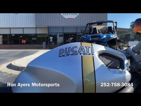 2013 Ducati Monster 1100 EVO ABS in Greenville, North Carolina - Video 1