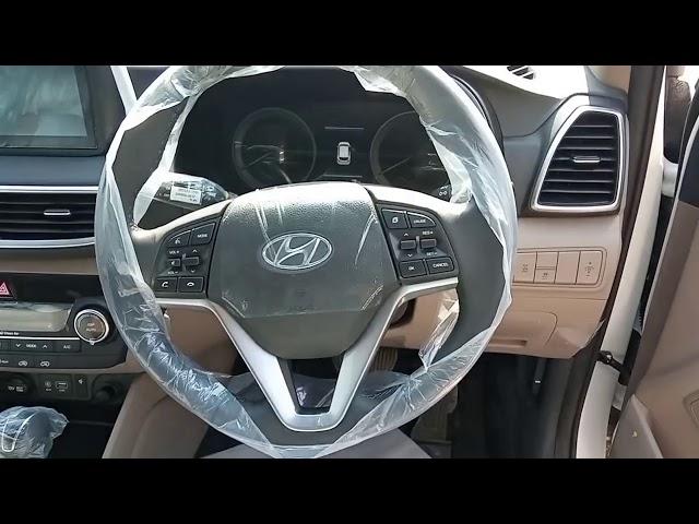 Hyundai Tucson AWD A/T Ultimate 2020 for Sale in Multan