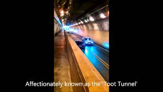 preview picture of video 'Haunted Places - Mount Victoria Tunnel, Wellington New Zealand'
