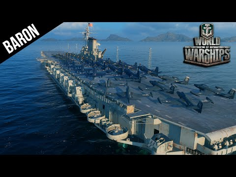 World of Warships Walkthrough - Best Ship to Make Money! Russian