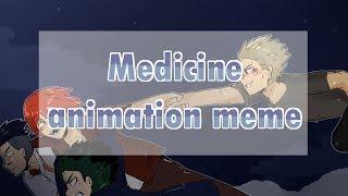 Kiribaku Medicine Animation Meme (bnha/ mha)