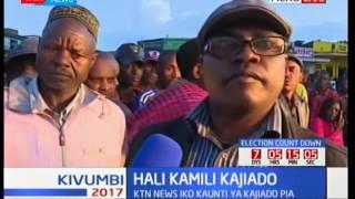 Hali kamili kaunti ya Kajiado kuhusu uchaguzi mkuu ujao: Kivumbi 2017