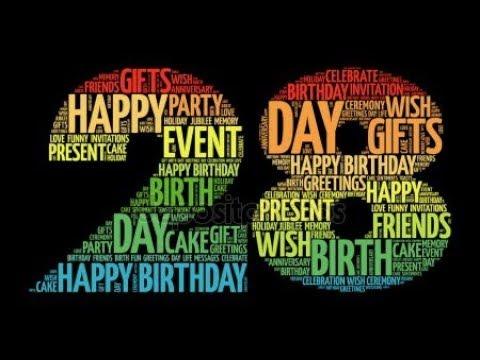 It's my Birthday! come say hi!