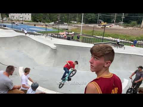 BMX JAM IN PLYMOUTH MA