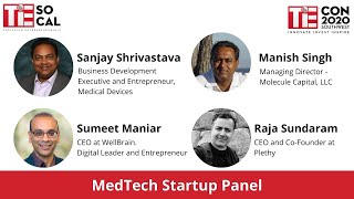 MedTech Startup Panel | TiEcon Southwest 2020