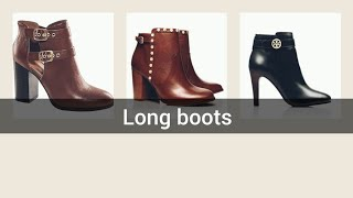 Beautiful Womens Casual Long Boots Styles And Ideas