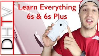How To Use The iPhone 6s & 6s Plus - Tips, Tricks, Tutorial Series
