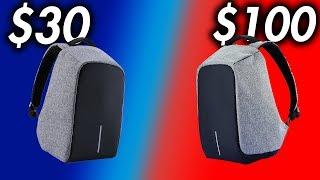 $30 Kalidi VS $100 Original Bobby Backpack Ultimate Comparison!