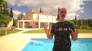 Video Wolfgang auf der Finca Canyamel Golf