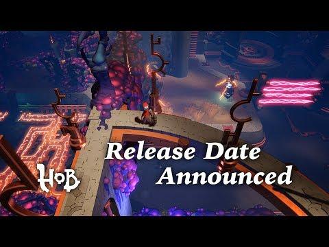 Release Date Announcement Trailer   Hob thumbnail