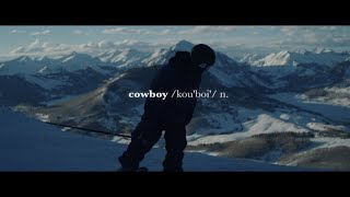 Cowboy   A Short Film By Clayton Vila Featuring Sean Jordan