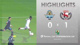 CC CAF : Pyramids FC 0-1 Rangers International FC