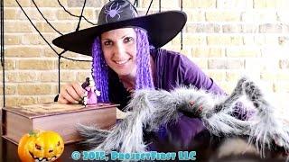 Хэллоуин для девочек. Моя игрушка Мини Маус и костюмы на Halloween