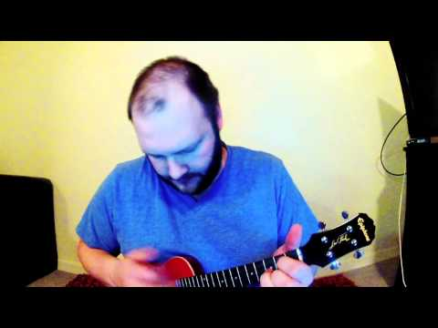 The Way Ukulele Cover Fastball Chords