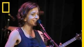 Geo Sessions: Ani DiFranco | National Geographic
