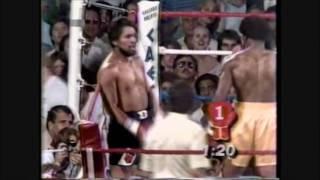 Легендарные бои — Хёрнс-Дюран (1984) | FightSpace