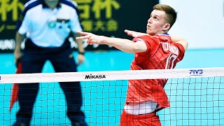 Fedor Voronkov | Best Aсtions | National Volleyball Team 2019