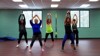 """Boom Boom""- Kumbia Kings. Dance Fitness"