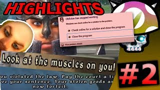 [Vinesauce] Joel   The Elder Scrolls IV: Oblivion HIGHLIGHTS #2