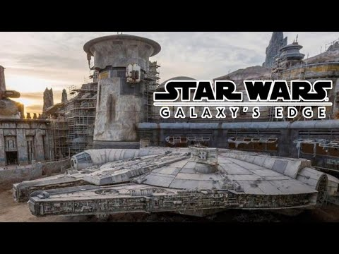 Star Wars: Galaxy's Edge After Dark at Disney's Hollywood Studios!